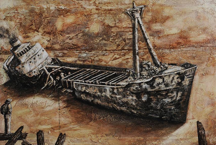 Abandoned Ark