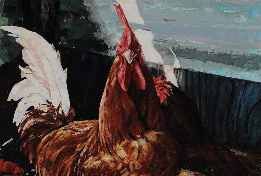 Evort's Rooster